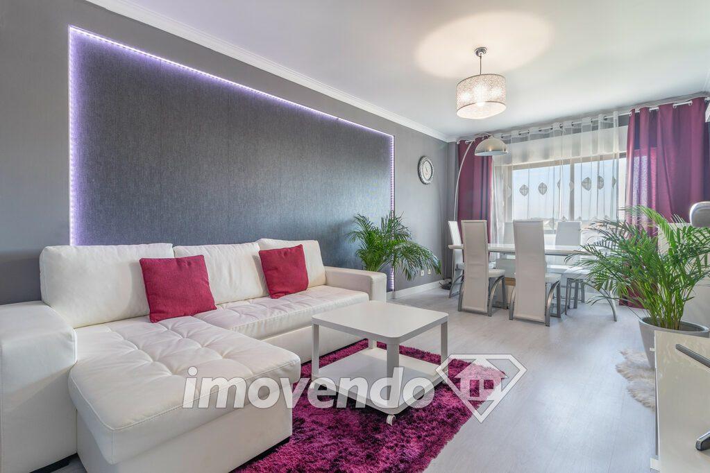 Apartamento T2 em Sintra, Agualva-Cacém com 83 m<sup>2</sup> por €150.000