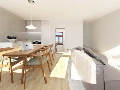 Apartamento T2 Duplex, com acabamentos de luxo, na cidade do Porto