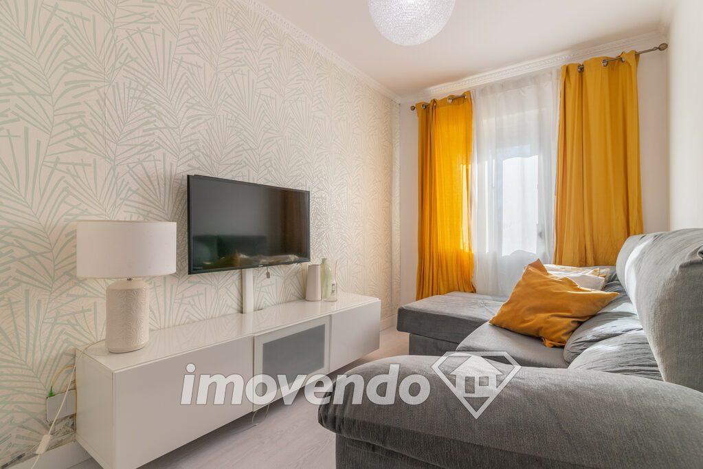 Apartamento T1 em Sintra, Monte Abraão com 50 m<sup>2</sup> por €77.000